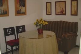 Apartamento con patio Paseo de Linarejos