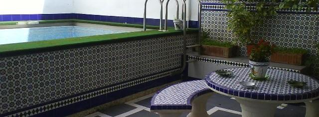 Venta de casa con piscina en Linares, zona Plaza de S. Francisco