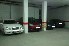 Venta de piso con garaje zona Centro