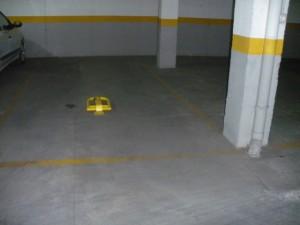 Plaza garaje