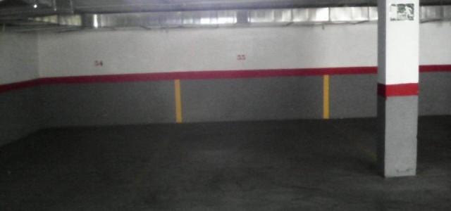 Venta de plaza de garaje en Linares, zona C/ Úbeda