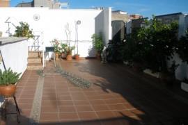 Dúplex con piscina zona Centro